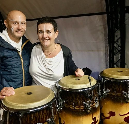 Marta Dratwa-Wasyłek i Bogdan Wasyłek