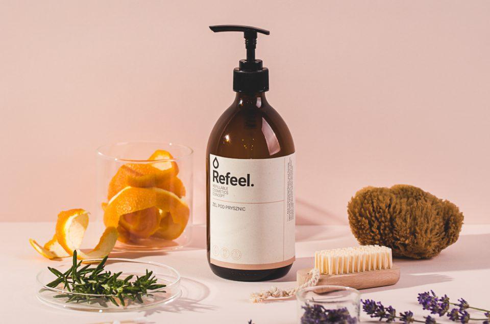 Refeel – concept zero waste